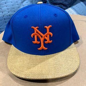Men's NY Mets Snap Back